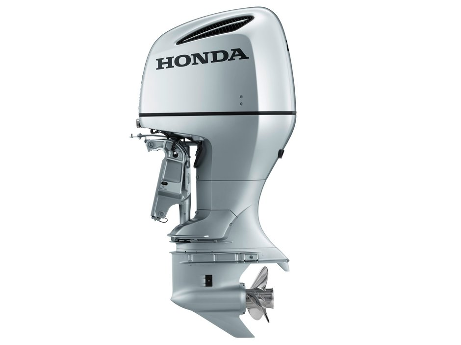 Honda marine outboard engines product brands otto brandt for Fin for boat motor